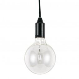 Подвесной светильник Ideal Lux Edison SP1 Nero