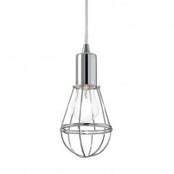 Подвесной светильник Ideal Lux Helmut SP1 Cromo