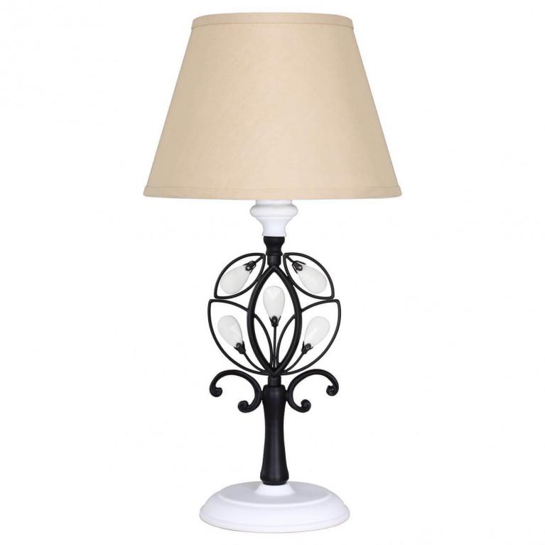Настольная лампа Favourite Laurel black 2174-1T