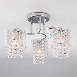 Потолочный светильник Eurosvet 30137/3 хром