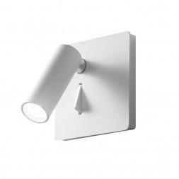 Светодиодный спот Ideal Lux Lite AP Bianco