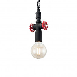 Подвесной светильник Ideal Lux Plumber SP1 Nero