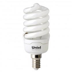 Лампа энергосберегающая (05252) E14 15W 4000K матовая ESL-S41-15/4000/E14