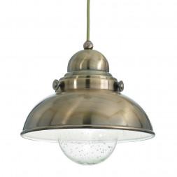 Подвесной светильник Ideal Lux Sailor SP1 D29 Brunito