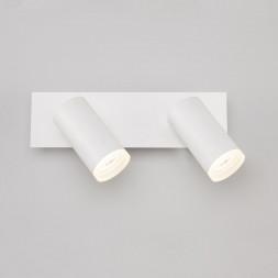 Настенный светодиодный светильник Eurosvet 20067/2 LED белый