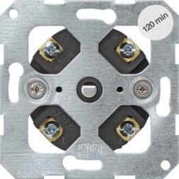 Таймер Gira System 55 120 мин 16A 250V 032100