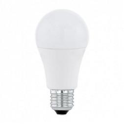 Лампа светодиодная Eglo E27 10W 4000K матовая 11481