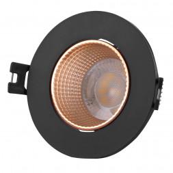 Встраиваемый светильник Denkirs DK3061-BBR