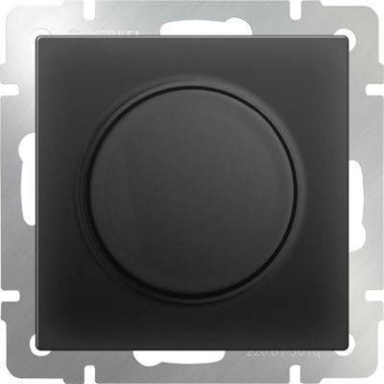 Диммер черный матовый WL08-DM600 4690389054280