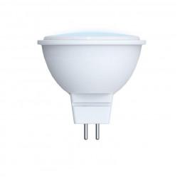 Лампа светодиодная (UL-00003839) GU5.3 7W 3000K матовая LED-JCDR-7W/WW/GU5.3/NR