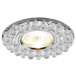 Встраиваемый светильник Ambrella light Crystal K230 CH