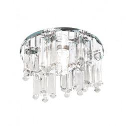 Встраиваемый светильник Ambrella light Desing D1050 CL/CL/CH