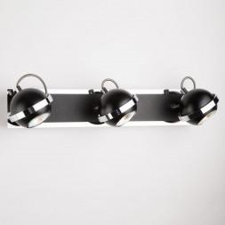 Настенный светильник Eurosvet 20056/3 черный