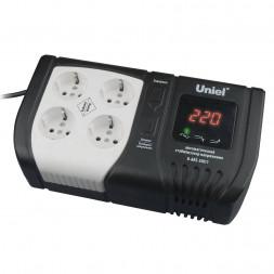 Стабилизатор напряжения Uniel Expert (09621) 500ВА U-ARS-500/1