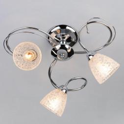 Потолочный светильник Eurosvet 30130/3 хром