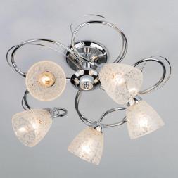 Потолочный светильник Eurosvet 30130/5 хром