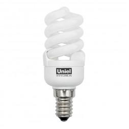 Лампа энергосберегающая (01157) E14 8W 2700K матовая ESL-S41-08/2700/E14