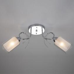 Потолочный светильник Eurosvet 30122/2 хром