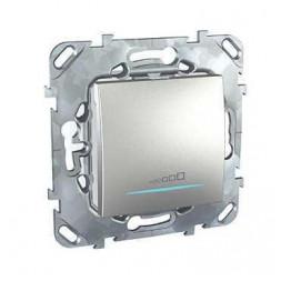 Диммер нажимной универсальный Schneider Electric Unica 20-350W MGU5.515.30ZD