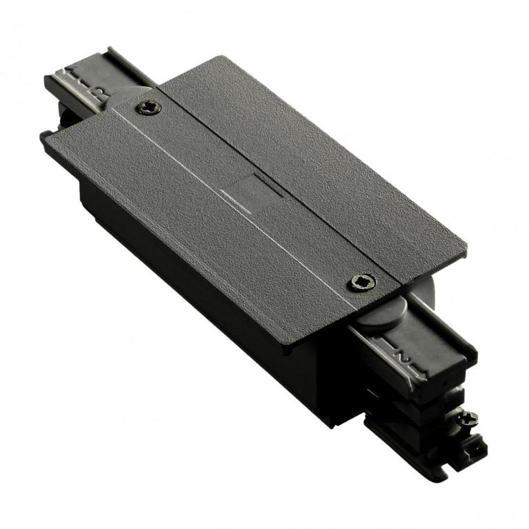 Коннектор Ideal Lux Link Trim Main Connector Middle Black