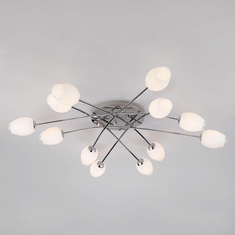 Потолочный светильник Eurosvet 30135 хром
