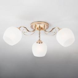 Потолочный светильник Eurosvet 30138/3 золото