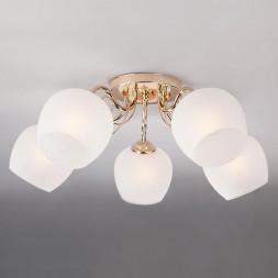 Потолочный светильник Eurosvet 30138/5 золото