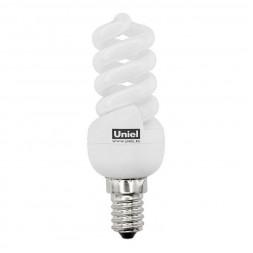 Лампа энергосберегающая (05275) E14 9W 4000K матовая ESL-S21-09/4000/E14