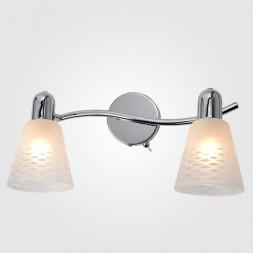 Настенный светильник Eurosvet 20053/2 хром
