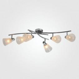 Потолочный светильник Eurosvet 20053/6 хром