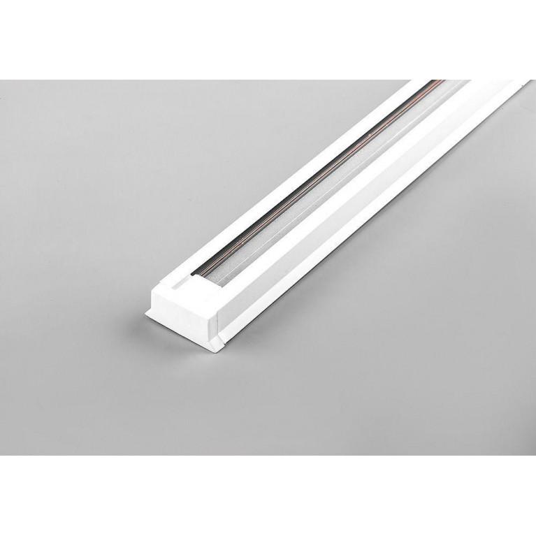 Шинопровод однофазный Feron 1м белый 10337