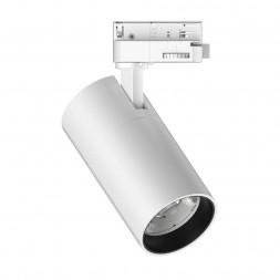 Трековый светодиодный светильник Ideal Lux Quick 15W CRI90 30 4000K White