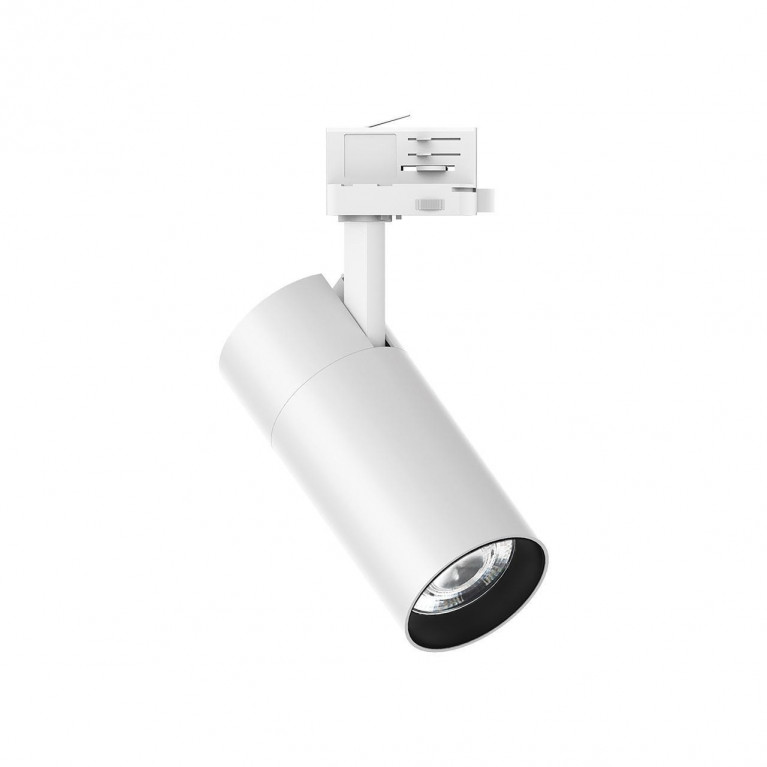 Трековый светодиодный светильник Ideal Lux Quick 28W CRI80 30 4000K White