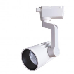 Трековый светильник Arte Lamp Wales A1613PL-1WH