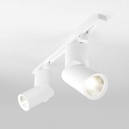 Трековый светодиодный светильник Elektrostandard Corner белый 15W 4200K LTB33 4690389134760