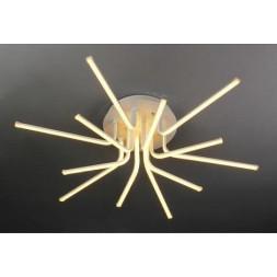 Потолочная светодиодная люстра Arte Lamp Stick A6207PL-12WH