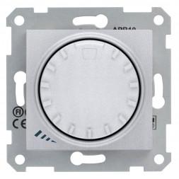 Диммер поворотно-нажимной универсальный Schneider Electric Sedna 40-600W SDN2200860