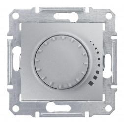 Диммер поворотный емкостный проходной Schneider Electric Sedna 60-500W SDN2200560
