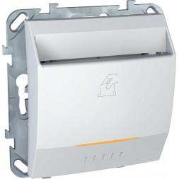 Выключатель карточный с выдержкой времени Schneider Electric Unica 8A MGU5.540.18ZD