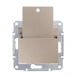 Выключатель карточный Schneider Electric Sedna 10A 250V SDN1900168
