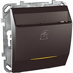 Выключатель карточный Schneider Electric Unica 10A MGU5.283.12ZD