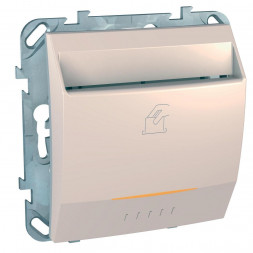Выключатель карточный Schneider Electric Unica 10A MGU5.283.25ZD