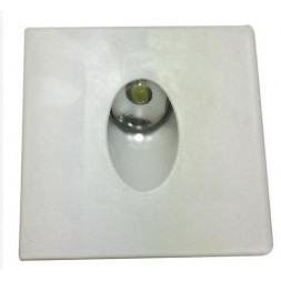 Уличный светодиодный светильник Horoz 3W 4000K хром 079-001-0003 (HL957L)