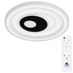 Потолочный светодиодный светильник Arte Lamp Forma A1438PL-72WH