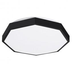 Потолочный светодиодный светильник Arte Lamp Kant A2659PL-1BK