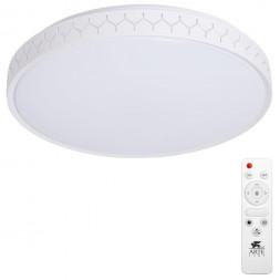 Потолочный светодиодный светильник Arte Lamp Simone A2682PL-72WH