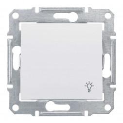 Выключатель кнопочный Свет Schneider Electric Sedna 10A 250V SDN0900121