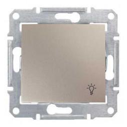 Выключатель кнопочный Свет Schneider Electric Sedna 10A 250V SDN0900168