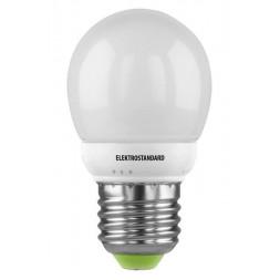 Лампа энергосберегающая E27 7W 4200К теплый 4690389017636