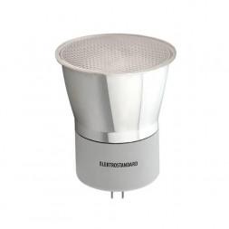 Лампа энергосберегающая MR16 G5.3 11W 2700К 4690389013218